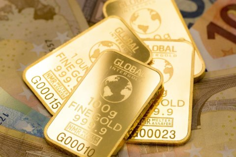 Langfristige Investition in Gold