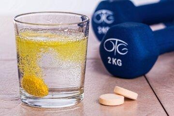 Vitamine für Sportler