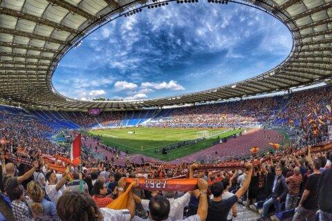 Fußballstadium